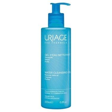 Uriage URIAGE Water Cleansing Gel 200 ml Renksiz